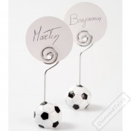 Stojánky na jmenovky Fotbalové míče