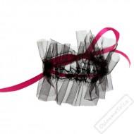 Ozdobné kroužky na ubrousky Glamour