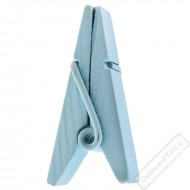 Dekorační pyramidový kolíček modrý