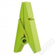 Dekorační pyramidový kolíček zelený