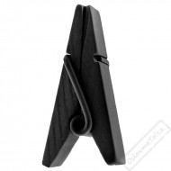 Dekorační pyramidový kolíček černý