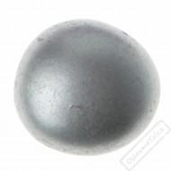 Dekorační skleněné kamínky stříbrné
