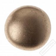 Dekorační skleněné kamínky zlaté
