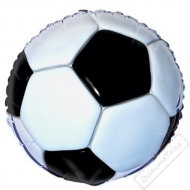 Nafukovací balónek fóliový Fotbalový míč