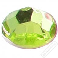 Dekorační nalepovací kamínky nefritové