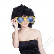 Jumbo party brýle žluté