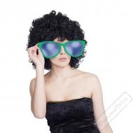 Jumbo party brýle zelené