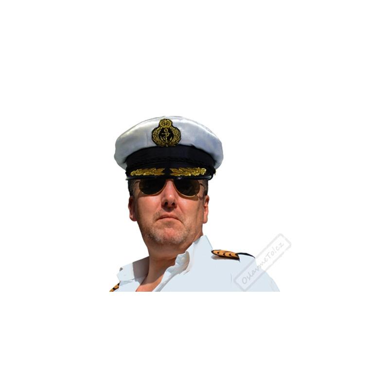 51c961aa10e Námořnická čepice Kapitán