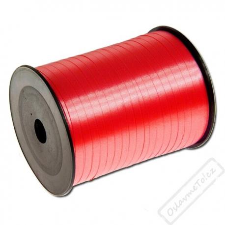 Vázací stuha na balónky červená