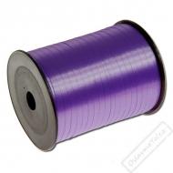 Vázací stuha na balónky fialová