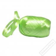 Vázací stuha na dárky zelená