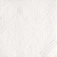 Luxusní papírové ubrousky Elegance bílé