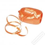 Vázací stuha na dárky oranžová