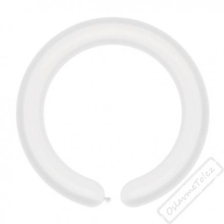 Tvarovací balónek bílý