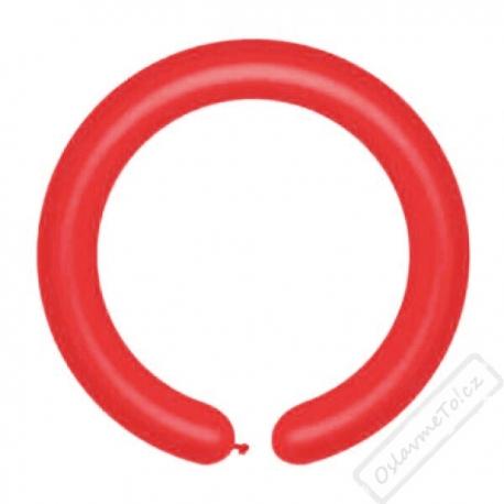 Tvarovací balónek červený