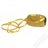 Vázací stuha na dárky zlatá