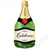 Nafukovací balón Šampus Celebrate