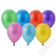 Metalický nafukovací balónek latex mix