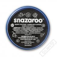 Barva na obličej Snazaroo černá