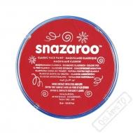 Barva na obličej Snazaroo červená