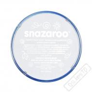 Barva na obličej Snazaroo bílá
