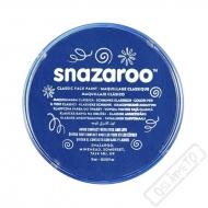 Barva na obličej Snazaroo královská modrá