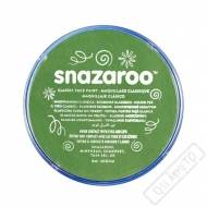 Barva na obličej Snazaroo zelená
