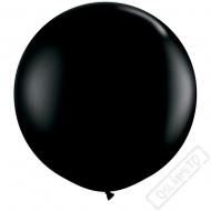 Nafukovací Jumbo balón černý 85cm