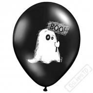 Latexový balónek s potiskem Duch