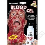 Umělá krev gelová Horror světlá