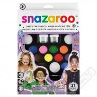 Barvy na obličej Jumbo Party Pack