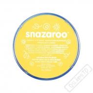 Barva na obličej Snazaroo žlutá