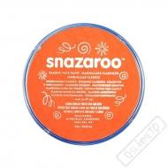 Barva na obličej Snazaroo oranžová