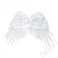 Křídla andělská péřová Gabriel