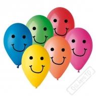 Latexový balónek s potiskem Smile Color