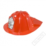 Hasičská helma plastová dětská