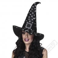 Čarodějnický klobouk Noční obloha