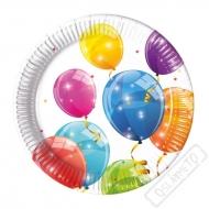 Papírové party talíře Balloons