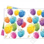Plastový ubrus Balloons