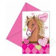 Pozvánky na oslavu Koně