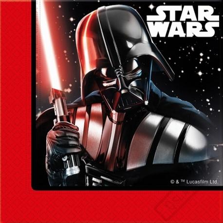 Papírové party ubrousky Star Wars