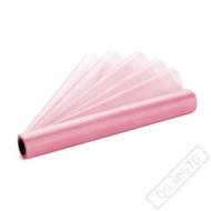 Dekorační organza růžová šíře 36cm