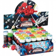 Bublifuk pro děti Spiderman