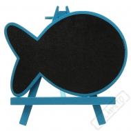 Břidlicová tabulka Ryba modrá