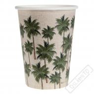 Papírové party kelímky Tropical