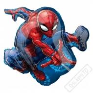 Nafukovací balón fóliový Spiderman 73cm
