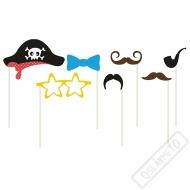 Rekvizity na focení Pirát