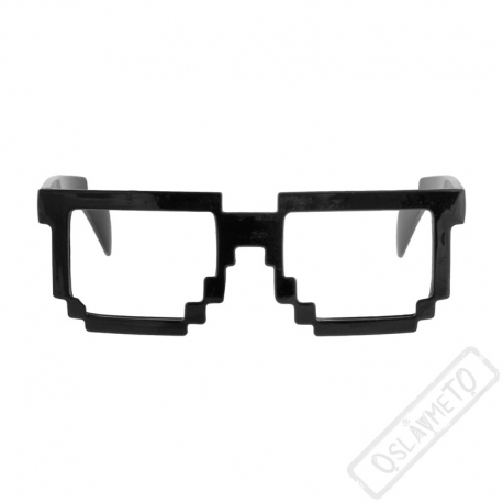Party brýle Minecraft