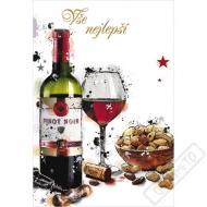 Blahopřání Pinot Noir