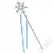 Princeznovská hůlka Sněhová vločka